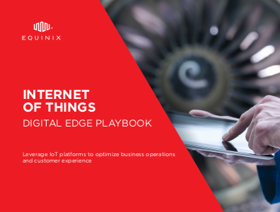Equinix Internet of Things Digital Edge Playbook