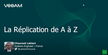 La réplication de A à Z
