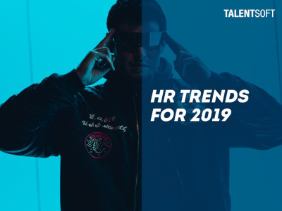Talentsoft HR Trends for 2019