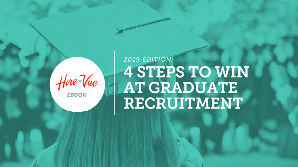 Hire Vue 4 Steps To Win At Graduate Recruitment