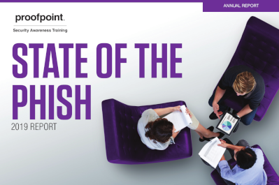 Proofpoint State of the Phish 2019