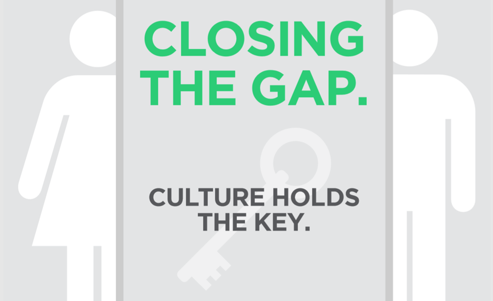 Closing The Gap: The Role of Culture in Closing th