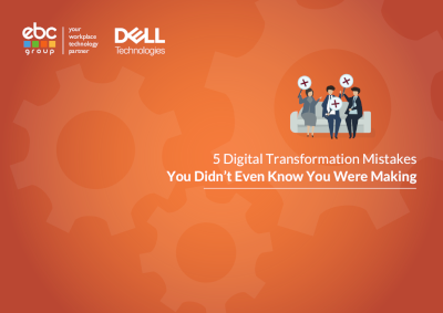 5 Digital Transformation Mistakes You Didn't Even Know You Were Making