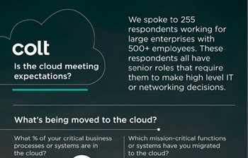 Is the Cloud Meeting Expectations?