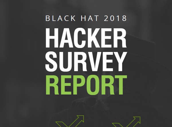 Thycotic Black Hat 2018 Hacker Survey Report