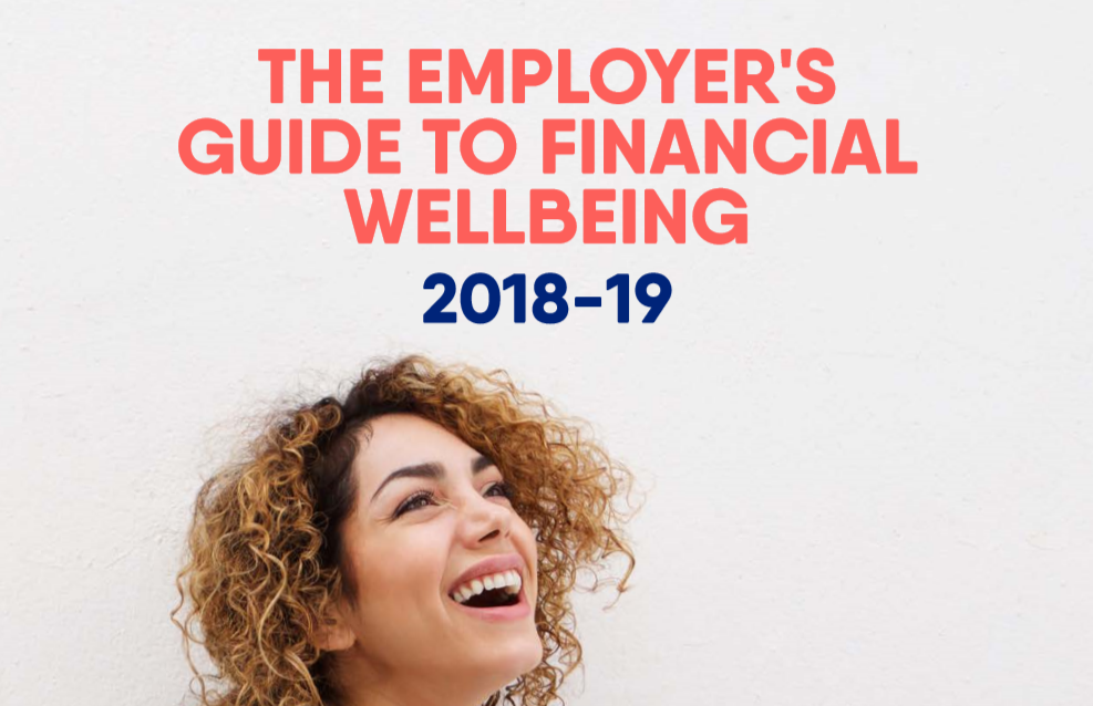 Salary Finance The Employer's Guide to Financial Wellbeing 2018-1
