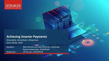 Achieving Smarter Payments