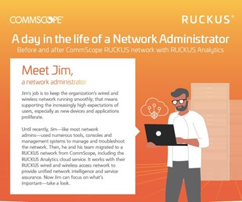 A Day in the Life of a Network Administrator