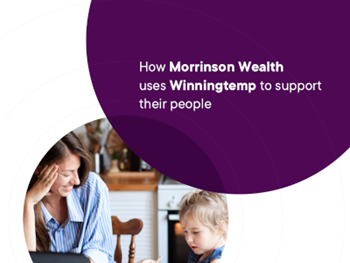 Winningtemp - How Morrinson Wealth Uses Winningtemp to Support Their People