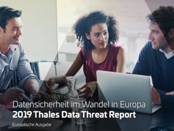 Thales Datensicherheit im Wandel in Europa