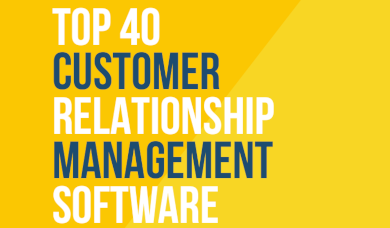 Business-Software.com Top 40 CRM Software Report: 2019 Edition