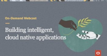 Building Intelligent, Cloud Native Applications