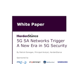 fortinet 5G SA Networks Trigger: A New Era in 5G Security