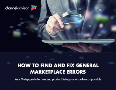 How to Find and Fix General Marketplace Errors
