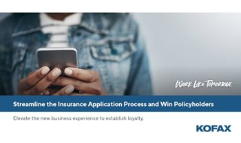 Streamline the Insurance Application Process and Win