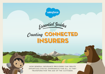 Salesforce Creating Connected Insurers: How to Transform for the Age of the Customer