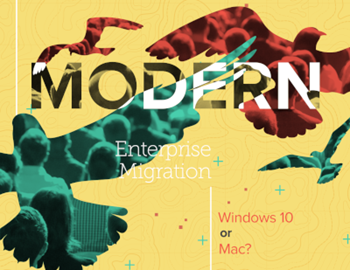 Jamf Modern Enterprise Migration: Windows 10 or Mac