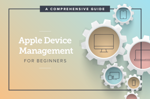 Jamf Apple Device Management For Beginners