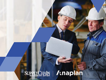 Anaplan Driving Intelligent SKU Management to Increase Supply Chain Efficiency
