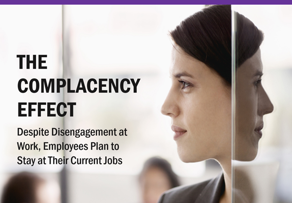 Achievers The Complacency Effect: Despite Disengagement, Emp