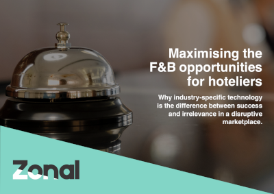 Zonal Maximising the F&B opportunities for hoteliers