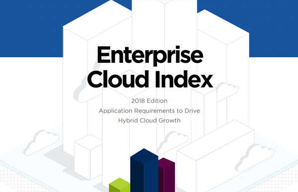 Nutanix Enterprise Cloud Index: 2018 Edition