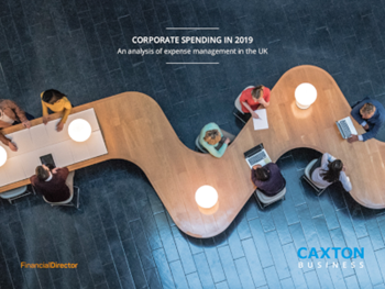 Caxton Corporate Spending in 2019: an analysis of expense management in the UK