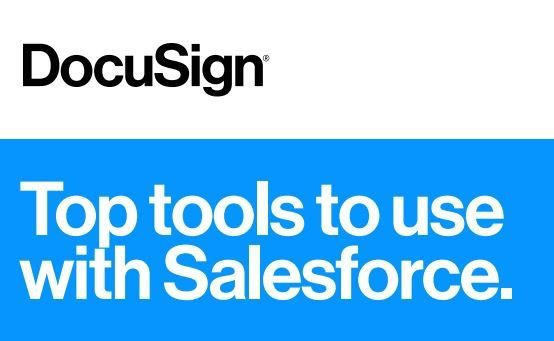Top Tools to Use With Salesforce