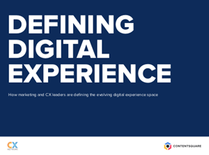 contentsquare Defining Digital Experience
