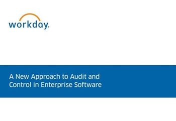 Workday Workday Makes Auditing Easy