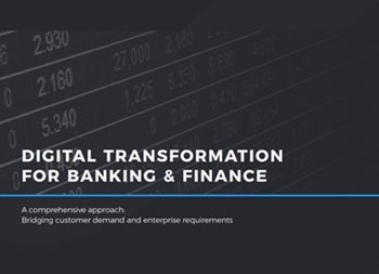 Scrive Digital Transformation For Banking & Finance
