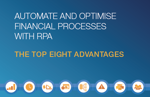 Kofax Automate and Optimise Financial Processes with RPA