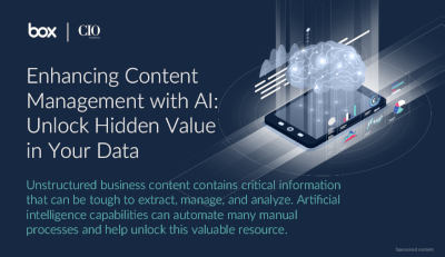Box Enhancing Content Management with AI: Unlock Hidden Value in Your Data