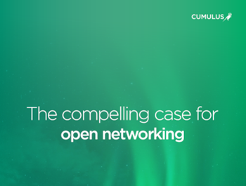 Cumulus The compelling case for open networking