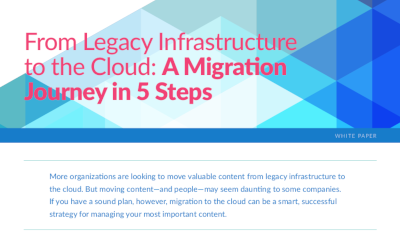 Box From Legacy Infrastructure to the Cloud: A Migration Journey in 5 Steps