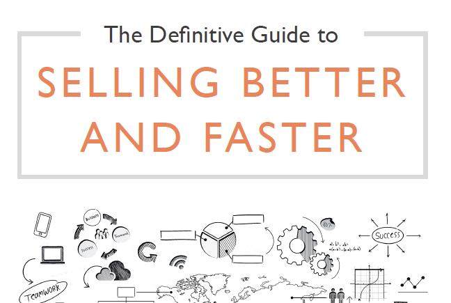 JDR Group The Definitive Guide to Selling Better & Faster