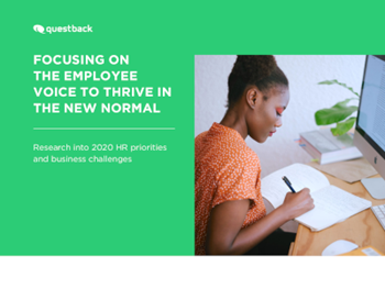 Questback Focusing on the Employee Voice to Thrive in the New Normal